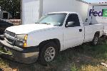 Lot: 010 - 2005 CHEVY 1500 PICKUP