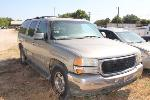Lot: 013 - 2001 GMC YUKON SUV