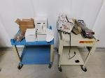 Lot: 26 - (2) Mobile AV Carts w/ Contents