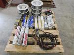 Lot: 27 - Stainless Steel Welding Rod & Wire