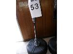 Lot: 53&54 - (2) Boxing Punching Bag Stands