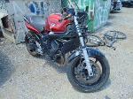 Lot: B8060182 - 2006 YAMAHA FZ6 MOTORCYCLE