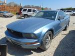 Lot: B8050020 - 2005 FORD MUSTANG DELUX COUPE