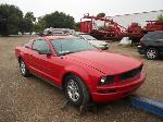 Lot: B-15 - 2008 FORD MUSTANG