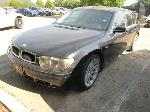 Lot: 15-2689 - 2002 BMW 745I<BR><span style=color:red>Updated 08/13/18</span>