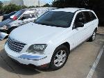 Lot: 17-2746 - 2004 CHRYSLER PACIFICA SUV