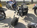 Lot: 18-0061 - BAJA  MOTORCYCLE