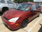 Lot: 18-1561 - 2001 FORD FOCUS