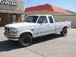 Lot: B609252 - 1995 Ford F250 Pickup - KEY/STARTED