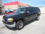 Lot: B704131 - 2001 GMC Yukon SUV - KEY/STARTED