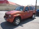 Lot: B707263 - 2002 Jeep Liberty SUV