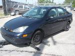 Lot: B709224 - 2003 Ford Focus
