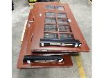 Lot: 02-20994 - (4) Doors with Blinds