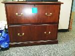 Lot: 19.BEA - Wooden File Cabinet