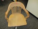Lot: 32.SPE  - (9) Chairs & Scanning