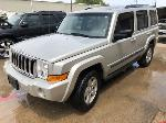 Lot: 4 - 2008 Jeep Commander SUV