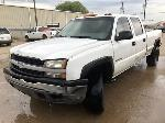 Lot: 21 - 2003 Chevy Silverado Pickup