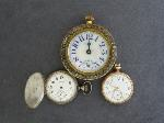 Lot: 5982 - (2) POCKET WATCHES