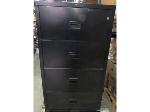 Lot: 57-018 - Hon Fireproof File Cabinet