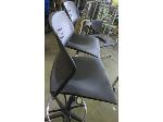 Lot: 57-027 - (2) Adjustable Bench Chairs w/ Foot Rail
