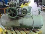 Lot: 57-035 - 5 HP Industrial Air Compressor