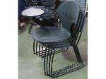 Lot: 57-038 - (4) Stacking Student Desks