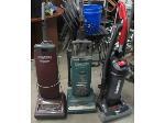 Lot: 57-041 - (3) Vacuums