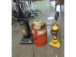 Lot: 57-043 - (3) Vacuums