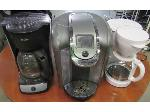Lot: 57-068 - (3) Coffee Makers