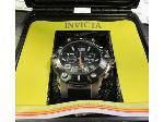Lot: 57-097 - Invicta Men's Chronograph Watch