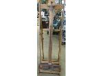 Lot: 57-114 - Floor Easel / Canvas Display