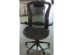 Lot: 57-115 - Vented Back Executive Chair