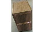 Lot: 57-118 - Rolling 2-Drawer File Cabinet