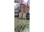 Lot: 57-120 - (3) IV Stands/ Carts