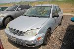 Lot: 53616.FHPD - 2005 FORD FOCUS