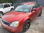 Lot: 413 - 2006 FORD FIVE HUNDRED