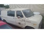 Lot: 83370 - 1987 Ford Econoline Van