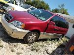 Lot: 223 - 2005 Kia Sedona Van - Runs<br><span style=color:red>Updated 8/24/18</span>