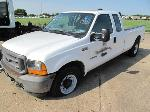 Lot: 549-EQUIP#011081 - 2001 FORD F250 PICKUP