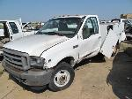 Lot: 553-EQUIP#011106 - 2001 FORD F350 PICKUP