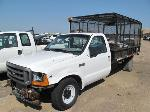 Lot: 557-EQUIP#011091 - 2001 FORD F250 PICKUP