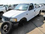 Lot: 560-EQUIP#021028 - 2002 FORD F150 PICKUP - CNG