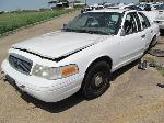 Lot: 581-EQUIP#030113 - 2003 FORD CROWN VICTORIA