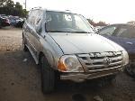 Lot: 09-631576C - 2004 SUZUKI XL7 SUV