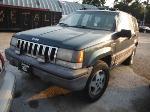 Lot: 10-631125C - 1994 JEEP GRAND CHEROKEE SUV