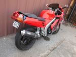 Lot: 14-632732C - 1994 HONDA VFR750 MOTORCYCLE