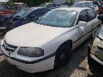 Lot: 258264 - 2005 Chevrolet Impala