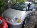 Lot: 555846 - 2002 Honda Civic