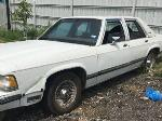 Lot: 200 - 1991 Mercury Grand-Marquis
