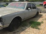 Lot: 201 - 1983 Chevy Caprice